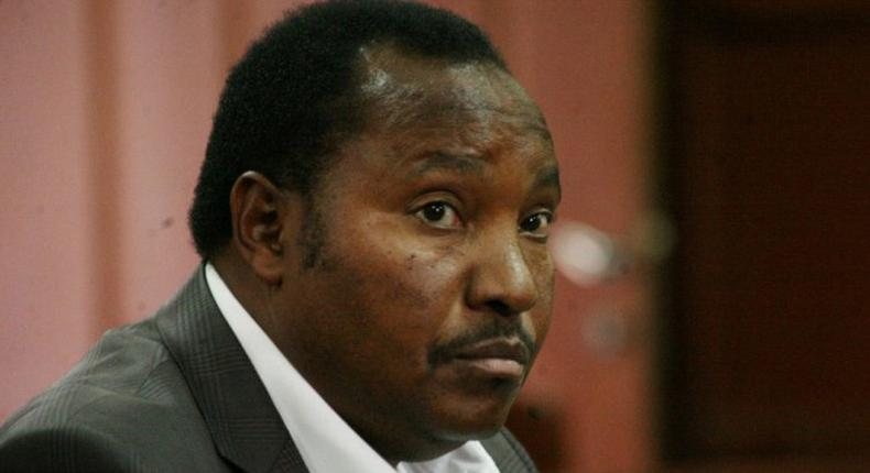 Kiambu Governor Ferdinand Waititu. New twist in multi-million graft case involving Governor Waititu