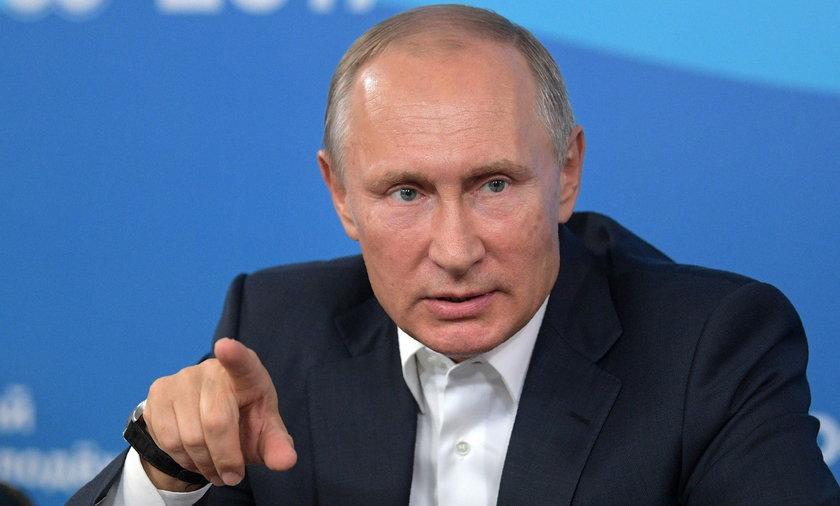 Putin wydał rozkaz. Będzie wielki przerzut wojsk