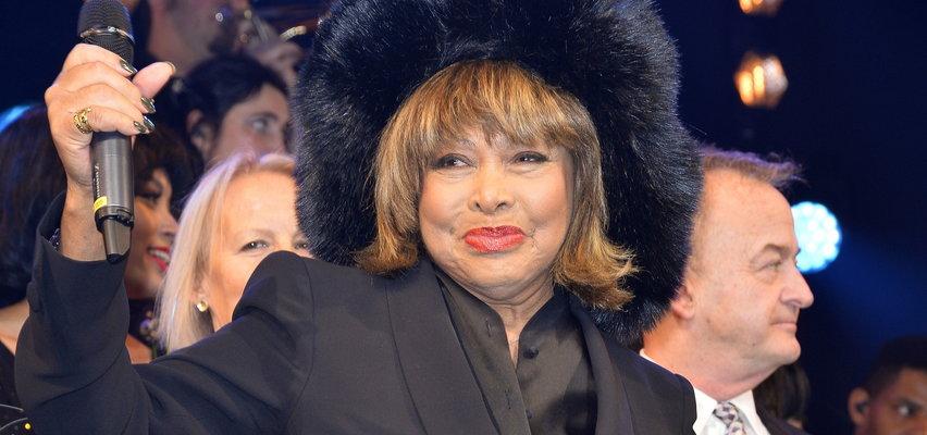 Tina Turner była katowana przez męża tyrana. Każde ich zbliżenie przypominał jej gwałt