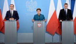 Premier Szydło: rząd przyjął koncepcję budowy CPK