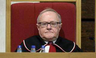 Były wiceprezes TK Stanisław Biernat złożył oświadczenie majątkowe