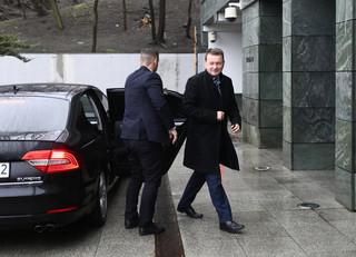 Rozpoczęło się spotkanie prezydenta z kierownictwem MON