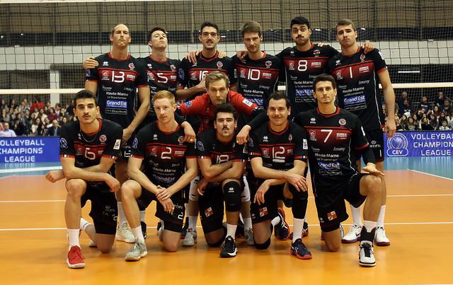 Odbojkaši Šomona su se pobedom nad Vojvodinom domogli Lige šampiona