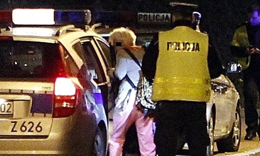 Dziennikarka zatrzymana Jechała po pijanemu