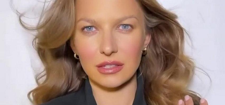 Anna Lewandowska pokazała się w makijażu i bez. W której wersji bardziej jej do twarzy?