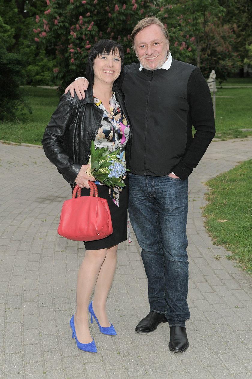 Hanna Śleszyńska i Jacek Brzosko