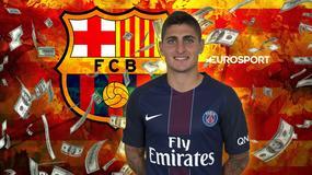 Marco Verratti zrobi wszystko, aby trafić na Camp Nou