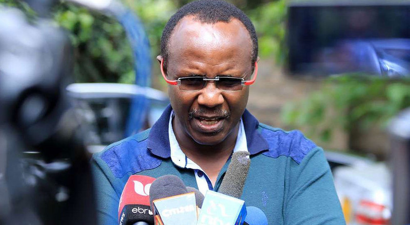 Raila has become a threat to our constitutional democracy – Ndii