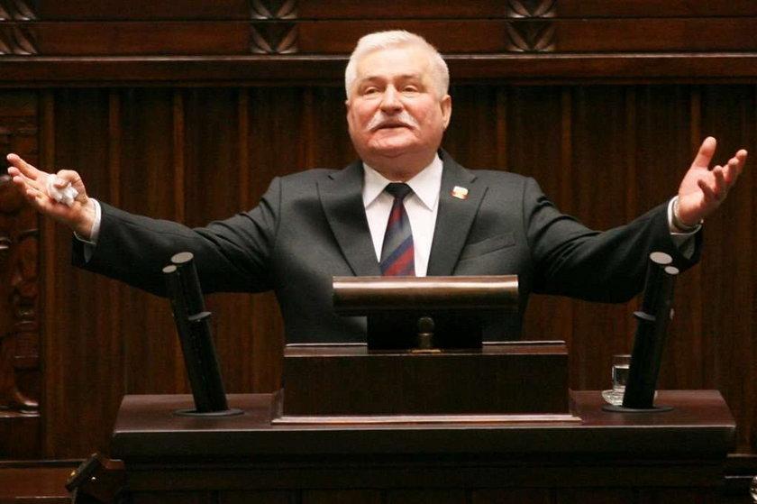 Lech Wałęsa, prezydent