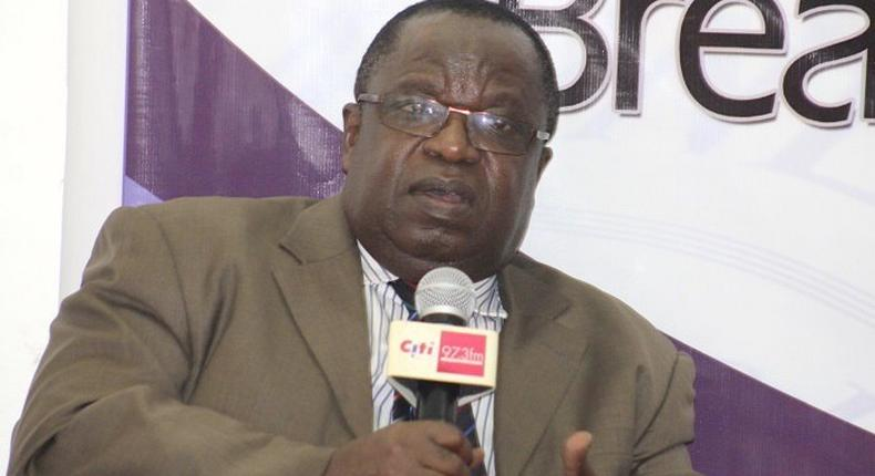 Banking consultant Nana Otuo Acheampong