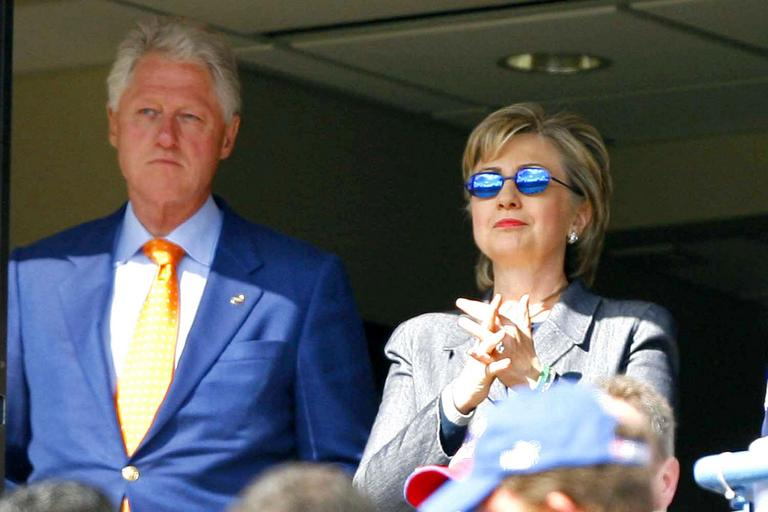 Bill Clinton i Hilary Clinton