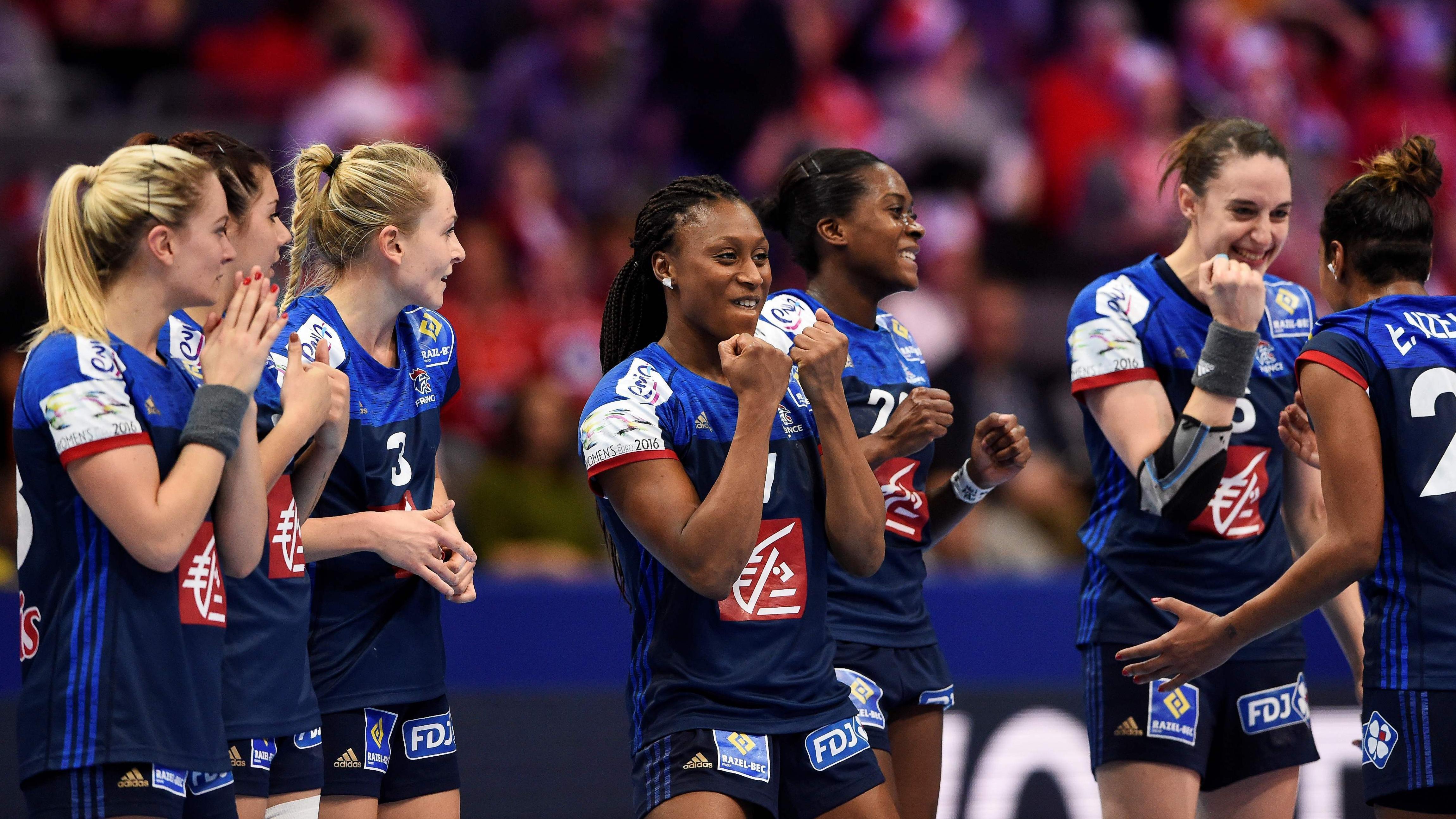 264806a4b ME piłkarek ręcznych 2016: brązowy medal dla reprezentacji Francji - Piłka  ręczna