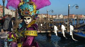 Wenecja: tysiące ludzi na pierwszych imprezach karnawału