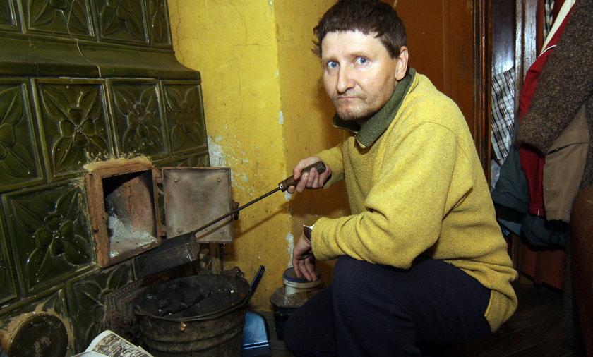 Palenie węglem w Krakowie