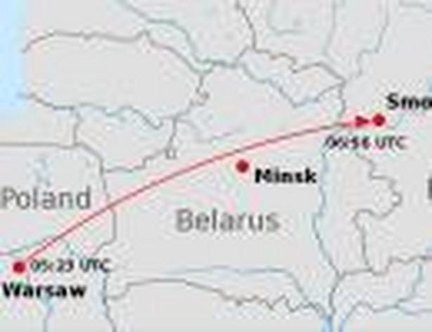 Do katastrofy polskiego samolotu doszło w kwietniu 201 roku