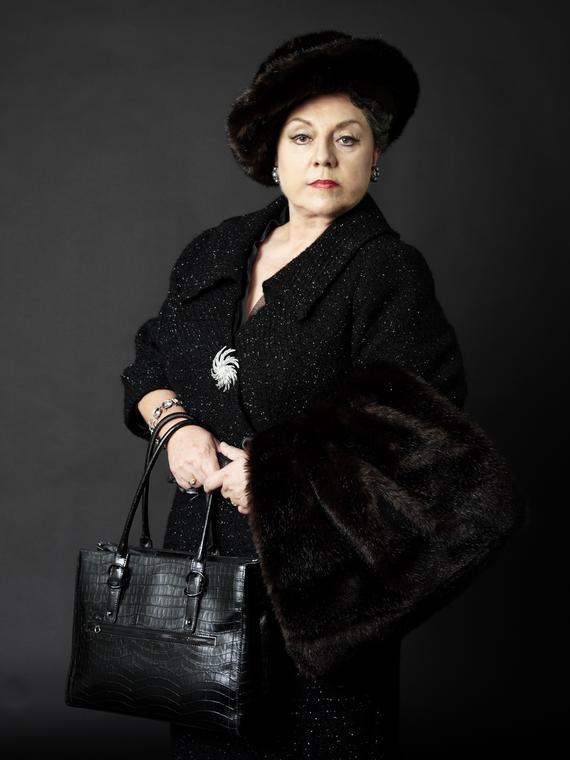 Ewa Podleś jako księżna w Siostrze Angelice Giacomo Pucciniego, San Fancisco Opera 2009