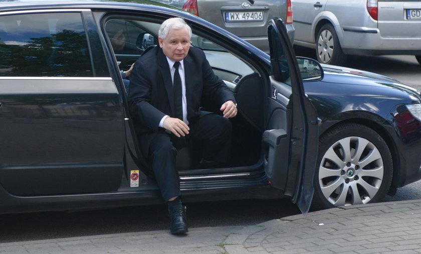 Politycy ostro o decyzji Kaczyńskiego