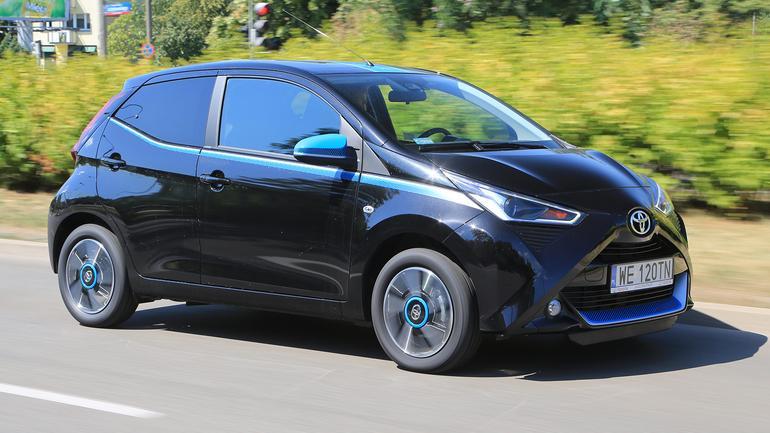 Toyota Aygo 1.0 - jak jeździ najpopularniejsze nowe miejskie auto?