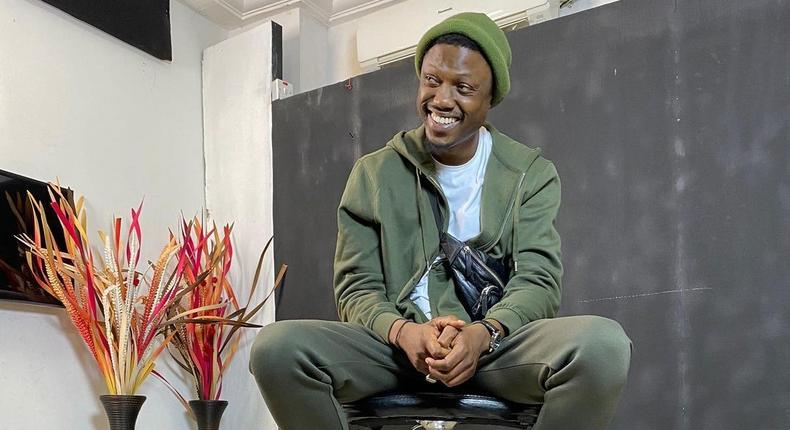Vector is a Nigerian rapper, songwriter, and actor. [Instagram/VectorThaViper]