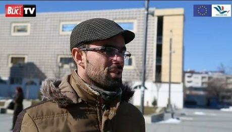 """""""BLIC"""" ANKETA U PRIŠTINI Zašto Albanci napuštaju Kosovo?"""