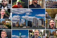 Njujork anketa, kombo