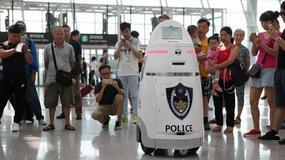 Chiny: na lotnisku w Shenzhen bezpieczeństwa pilnują roboty