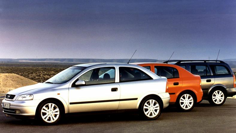 W sierpniu Opel zakończy na Śląsku produkcję astry classic II
