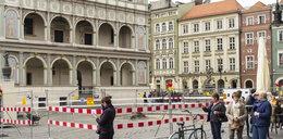 Wielka dziura na Starym Rynku