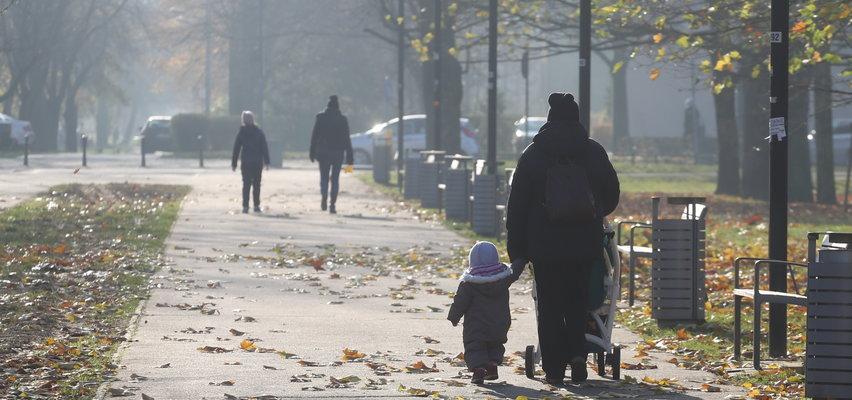 Prognoza pogody na poniedziałek. Do Polski wkracza chłodny front