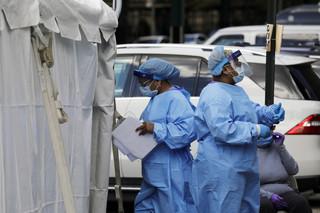 USA: W Nowym Jorku najniższy wskaźnik zakażeń Covid-19 od początku pandemii