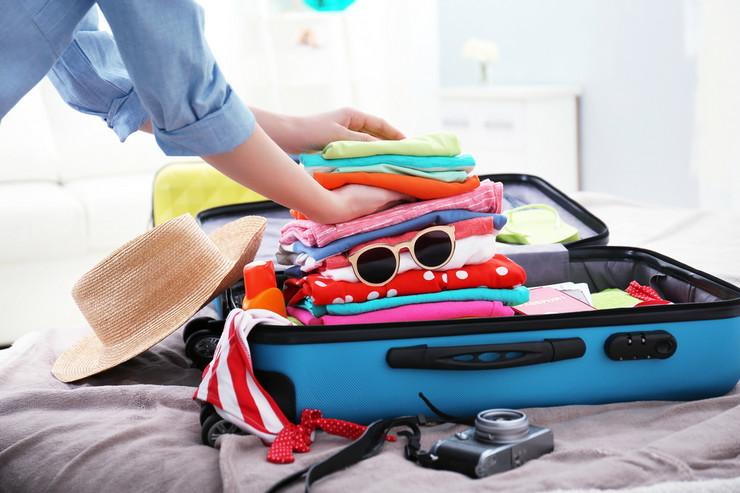 Kofer nikako ne treba staviti na krevet
