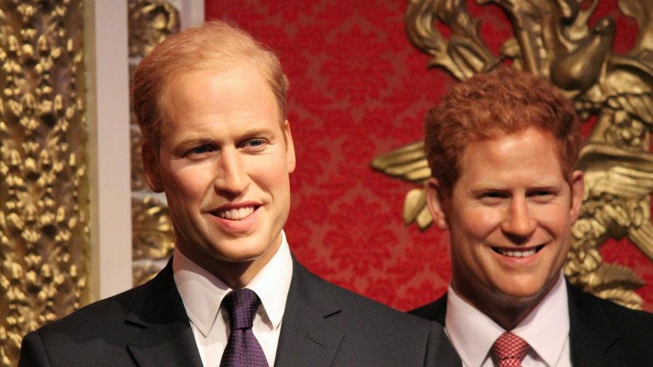 William i Harry nigdy się nie pogodzą. Chyba, że rozstaną się z żonami - twierdzi ekspert