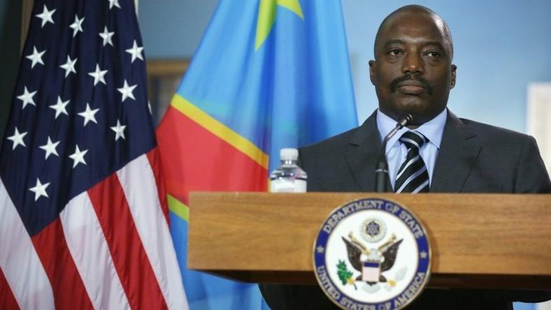 Joseph Kabila inherited the presidency of the Democratic Republic of Congo after the 2001 assassination of his father