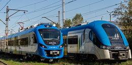 Nowe pociągi Kolei Śląskich