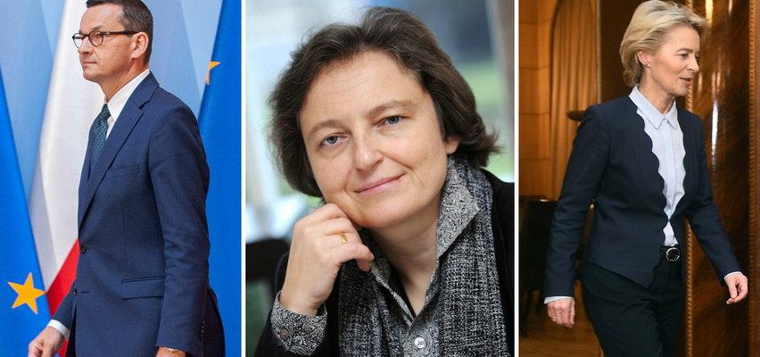 Szefowa Komisji Europejskiej straszy, że się nie zawaha. Co grozi Polsce, jeśli nie posłucha TSUE? [WYWIAD]