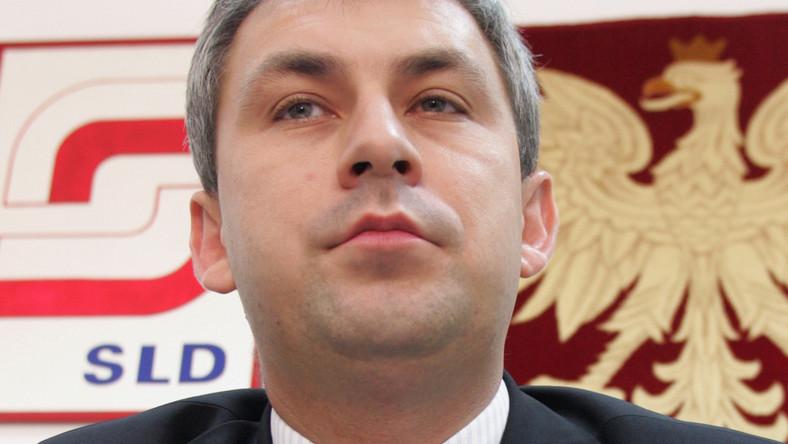 Grzegorz Napieralski niezadowolony z koalicjantów