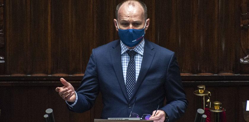 Jeden z posłów zasłabł w czasie obrad Sejmu!