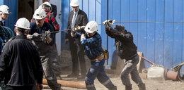 Ratownicy bliżej górników. Poziom metanu obniżony