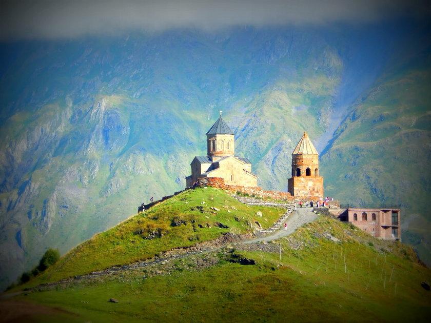 Gruzja: Kazbegi