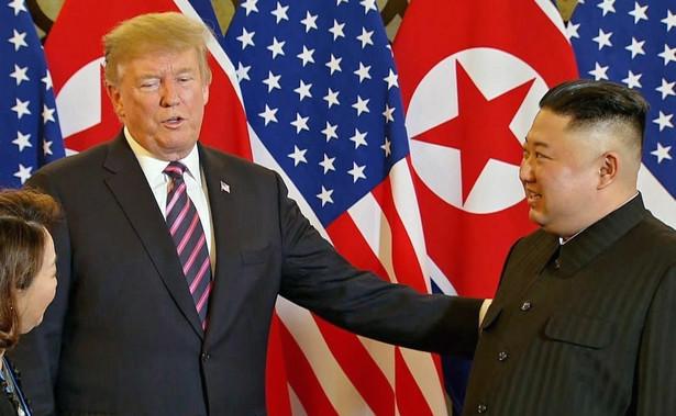 Szczyt w Hanoi, Trump i Kim