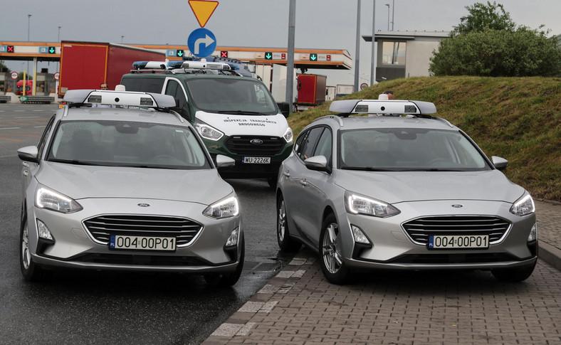 Nowe radiowozy do kontroli opłaty drogowej e-TOLL