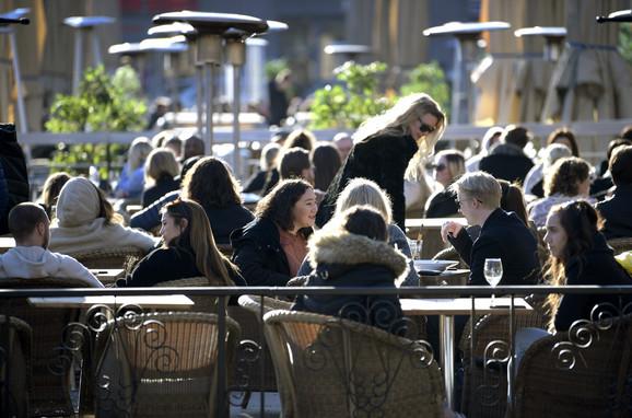 U Stokholmu se i dalje normalno živi