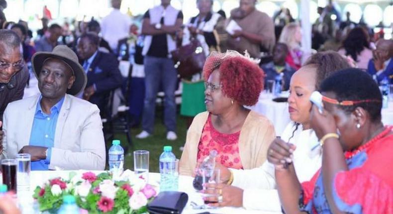 DP Ruto's pleasant surprise to MP during daughter's lavish wedding