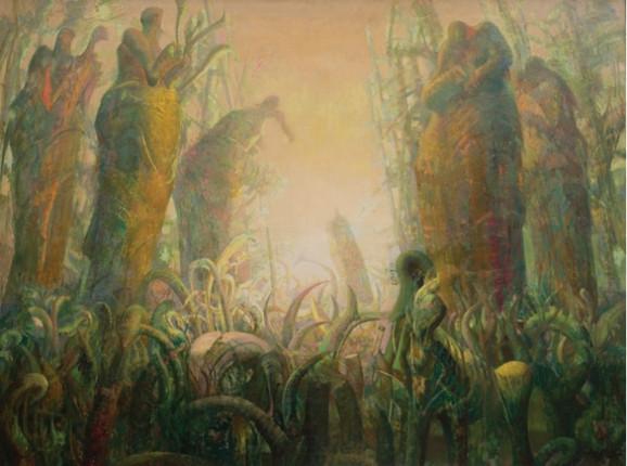 Divlje trave, 1987.