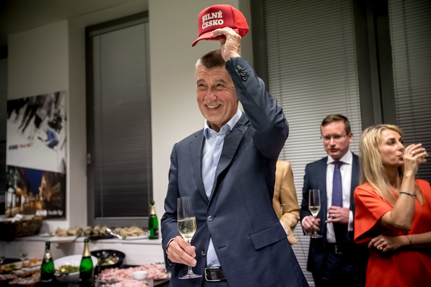 Partia ANO Czechy
