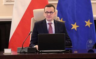 Konferencja bliskowschodnia. Premier wprowadza w Warszawie drugi stopień alarmowy