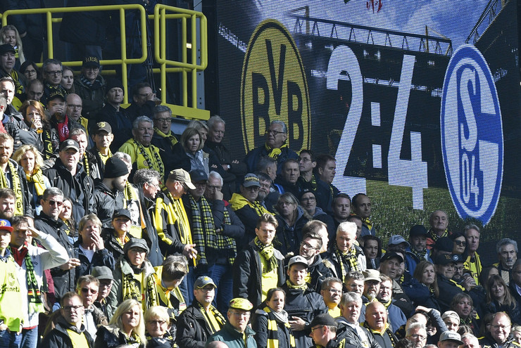 FK Borusija Dortmund, FK Šalke