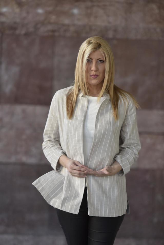 """Jelena Zorić: """"Kriva"""" jer je primila orden iz ruku Vučića"""