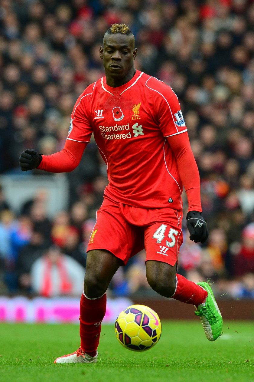 Liverpool chce się pozbyć Mario Balotellego! Są zainteresowani.