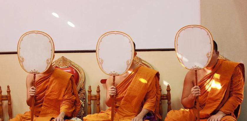 Tragiczna śmierć mnicha w klasztorze. Odciął sobie głowę, by... mieć lepsze życie